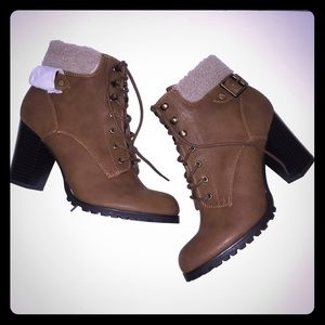 Saddle Booties NEW!!!
